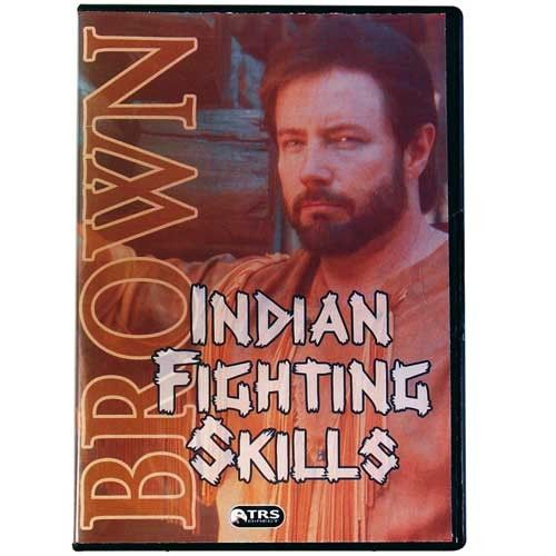 Indian Fighting Skills DVD - Randall Brown