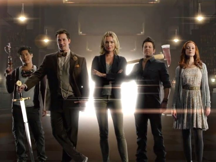 """Let's Talk About TNT's """"The Librarians"""" :)"""