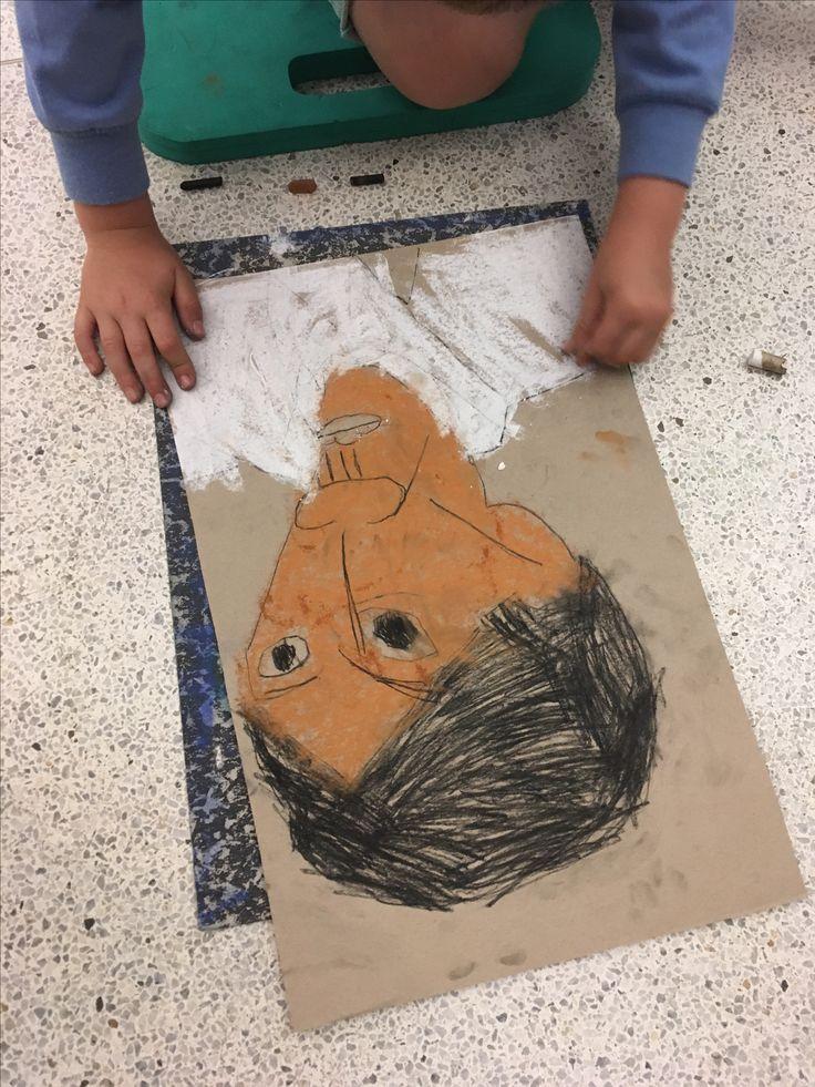 Drawing like Picasso, National Gallery of Prague, Kreslírna summer camp for kids, 2016