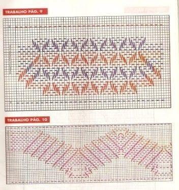 Revista Arte de Bordar Vagonite - nº 05 - Andressa Maia - Picasa Web Albums