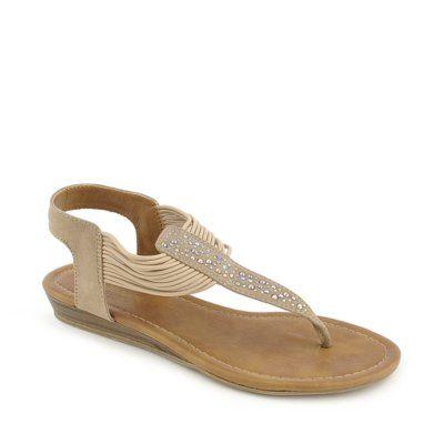 Womens Flats Shiekh Womens 046 Flat Sandals Flats Outlet Sale