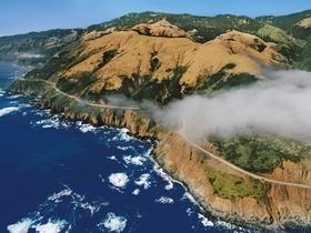 Proshots - Aerial View of Highway 1, Big Sur, California - Professional Photos...I was fortunate enough to drive down the highway....it was an awesome experience