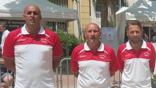 """""""Triplette Jeu Provençal Ligue PACA"""""""