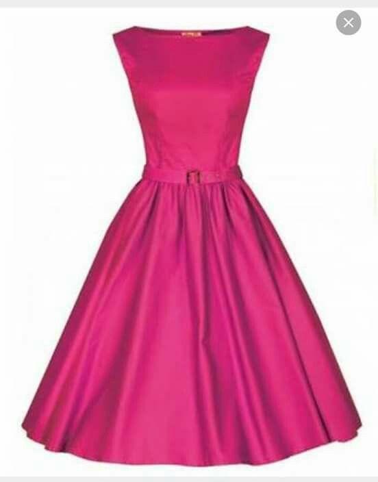 31 best Hot Pink Cerise Bridesmaids images on Pinterest | Brides ...