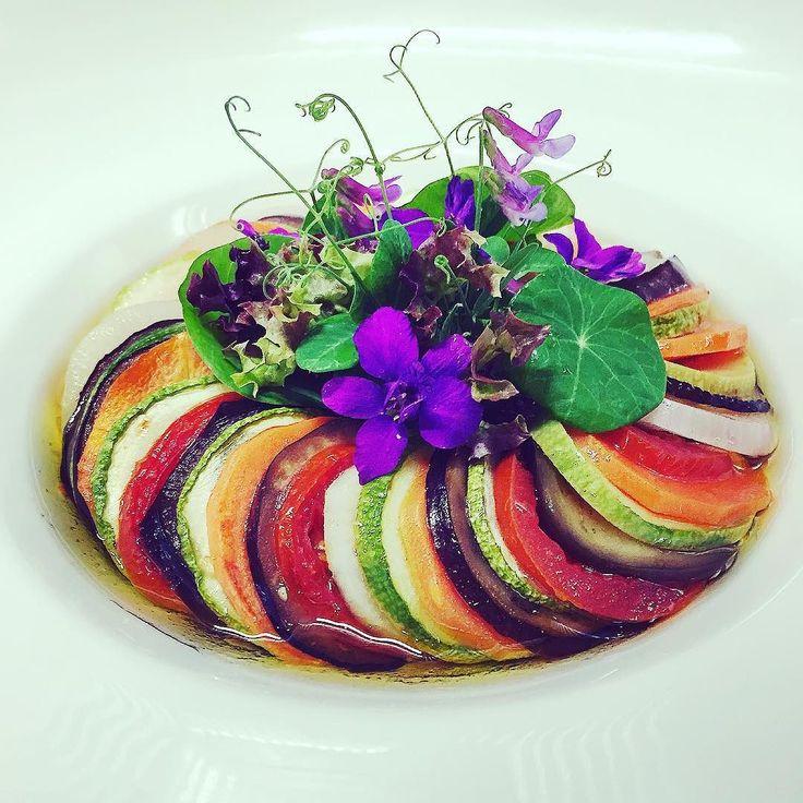 ratatouille #ratatouille #yankavi #chefsofinstagram #chefsroll #chefstalk…