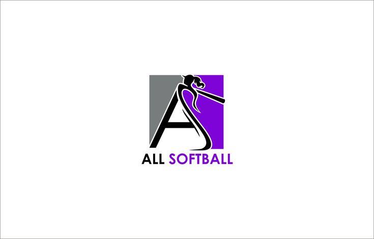 unique fun  Softball Logo Needed Bold, Feminine Logo Design by hih7