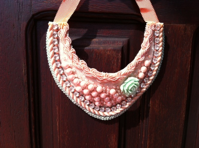 CORAL MAXI NECKLACE    FIMC27 SS13  http://www.facebook.com/pages/Fashion-In-My-Closet/173481202776848?ref=tn_tnmn