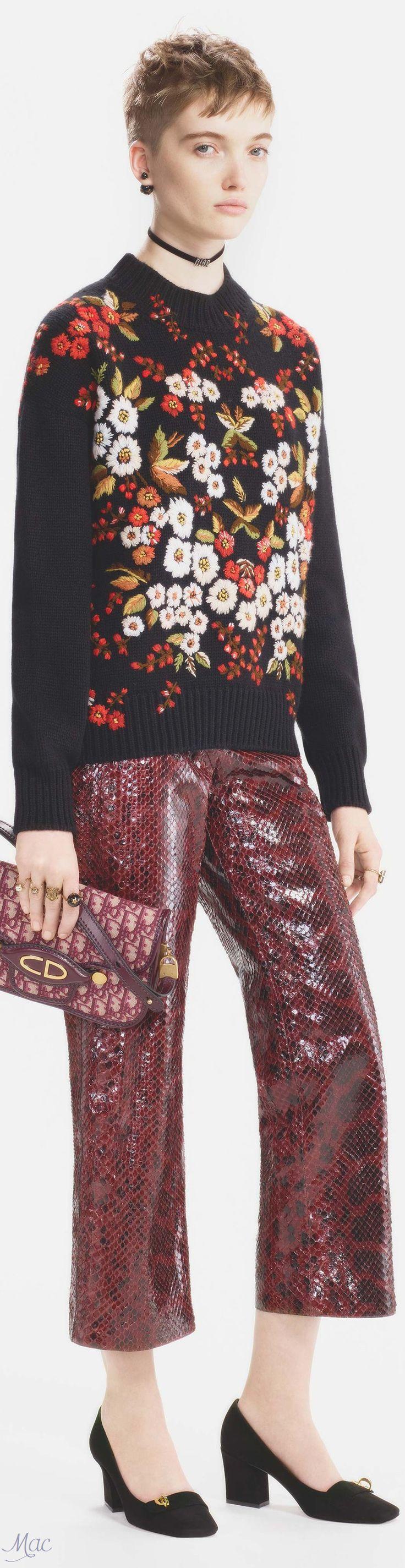 Pre-Fall 2017 Dior
