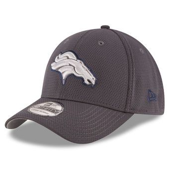 New Era Denver Broncos Graphite Redux 39THIRTY Flex Hat #broncos #denver  #nfl. TecnologíaGrafitoLogotipos