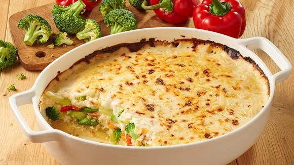 Gemüseauflauf+Rezept+»+Knorr