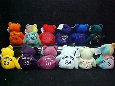 Bammers Bamm Beanos 1522: 12 Baseball Barry Bonds, Sammy Sosa, Ken Griffey Jr., Jim Edmonds Cal Ripk 1998 -> BUY IT NOW ONLY: $89.99 on eBay!
