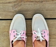 Pink Sperry's :)