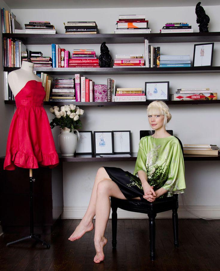 Erin Fetherston's Tribeca Loft