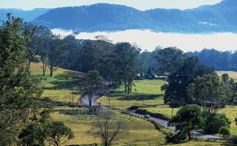 Weekend away: Kangaroo Valley