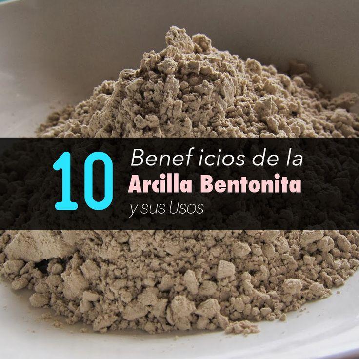 La arcilla Bentonita ha sido utilizada durante cientos de años por tribus en los Andes, Africa Central y Australia para la curación del cuerpo.