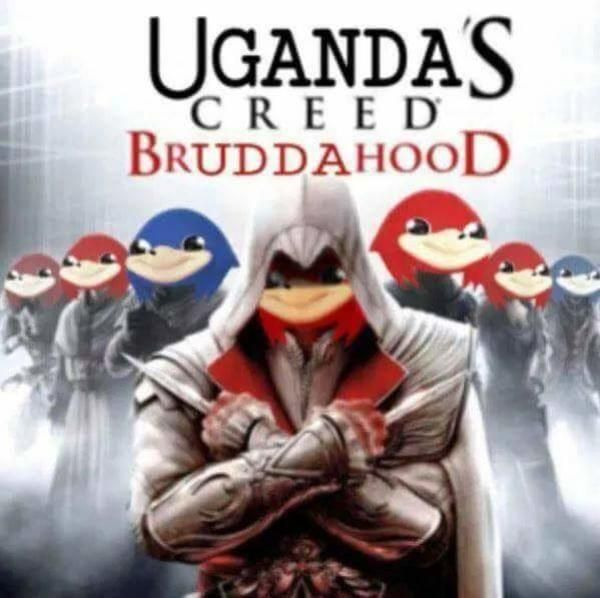 Nothing Will Freeze Everything Is For Da Kween Ugandan Knuckles Funny Memes Funny Games Funny Comics