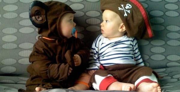 Roztomilé karnevalové kostýmy pro děti   Baby L'amour