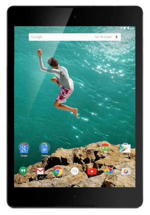 """The latest edition of the """"Best Chinese Android Tablets"""" is now available. Read more about the Android Lollipop Nexus 9 tablet!"""