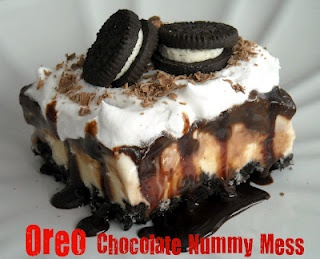 Oreo Dessert- great for summer! #desserts #recipes #summerrecipes #dessertrecipes  #easyrecipes