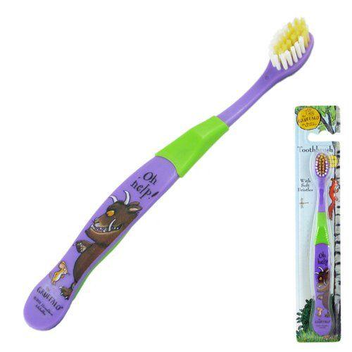 Gruffalo Toothbrush