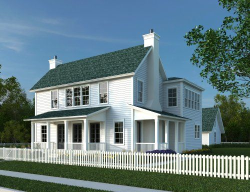 Exterior Home Design/ Holmes Homes- A family tradition since 1890.