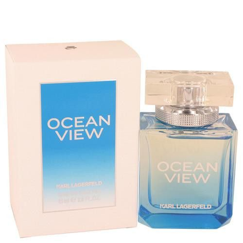 Ocean View by Karl Lagerfeld Eau De Parfum Spray 2.8 oz (Women)