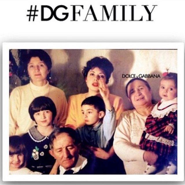 @stefanogabbana #dgfamilyproject ❤️🌎🌍🌏