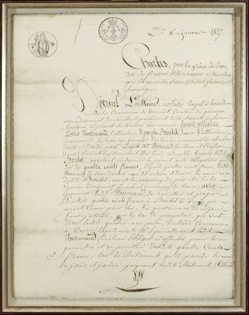 14840 - French Document