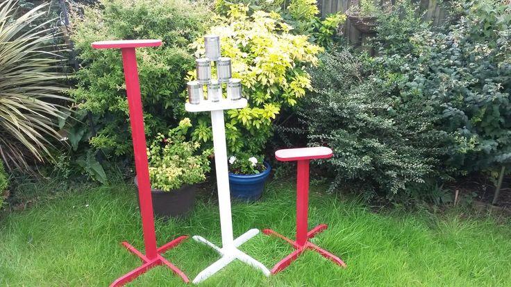 Fairground/Funfair/Carnival/Fete/Garden Game - Tin Can Alley | eBay