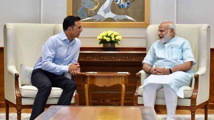 Akshay Kumar To Play Prime Minister Narendra Modi In His Next!