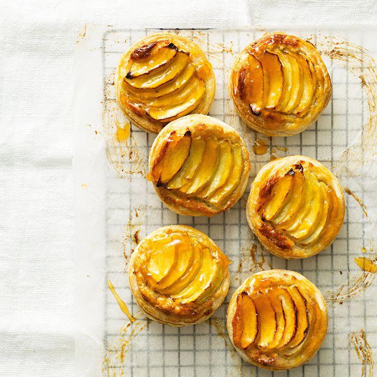 How to make Mini Apple Pies #Apple #Pie #ApplePie #Dessert