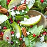 Permalink to: Apple Cranberry Pecan Salad