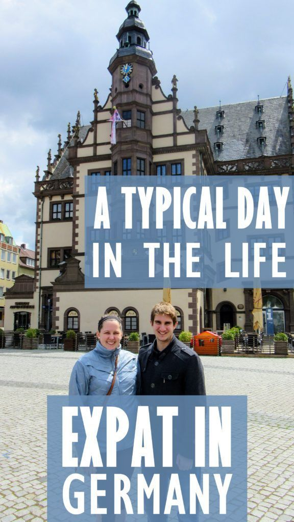 A Day in the Life: Expat in Small Town Germany.   My Meena Life
