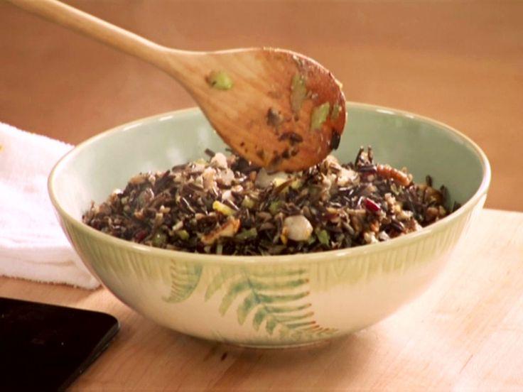 Colorful Rice - Semi-Homemaker Recipe recipe from Semi-Homemade Cooking via Food Network