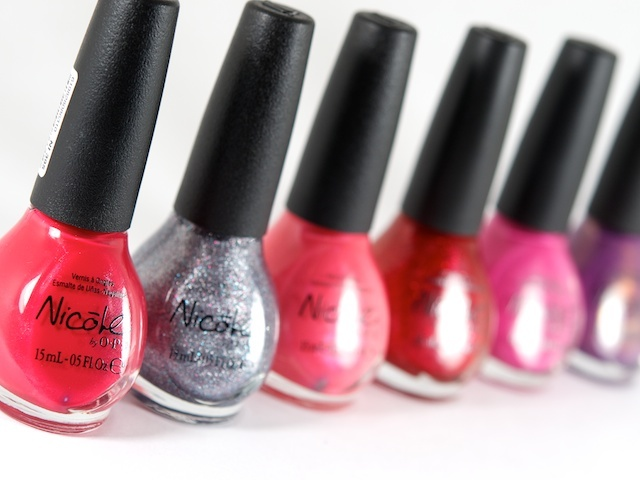 For a glamorous look from head to toes, try Nicole by OPI for Shoppers Drug Mart. The fashion experts are saying Nicole by OPI is a must this season!
