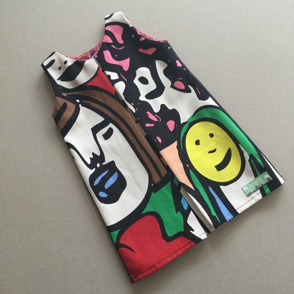 Image of Piper Dress - Graffiti