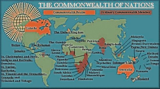 """Jan Smuts coined the term """"the British Commonwealth of Nations"""" of which South Africa was a part of."""