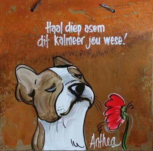 Haal diep asem - deur Anthea Art #Afrikaans  __[AntheaKlopper/FB] (Keep Calm) #JittersEtAl