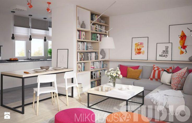 mieszkanie dla mlodych - zdjęcie od MIKOŁAJSKAstudio