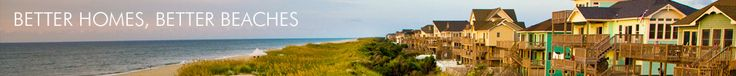 Hatteras Island Vacation Rentals / Cape Hatteras Real Estate - Hatteras Realty, Avon, Outer Banks, NC