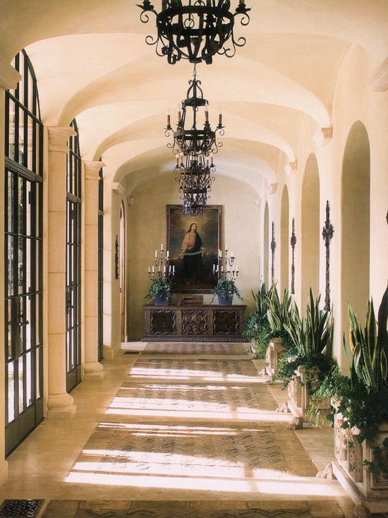 Black Walls In Spanish Colonial Design, Pictures, Remodel, Decor and Ideas - page 2
