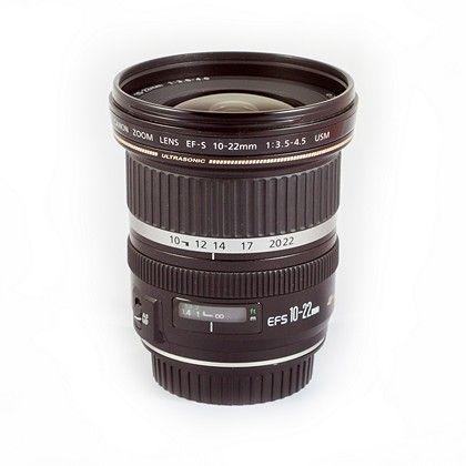 Объектив Canon 10-22/3.5-4.5 USM