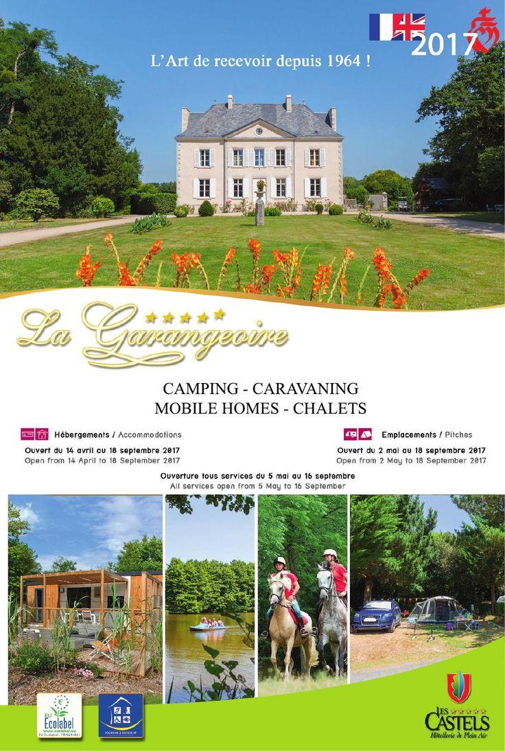 Brochure La Garangeoire 2017 FR/GB