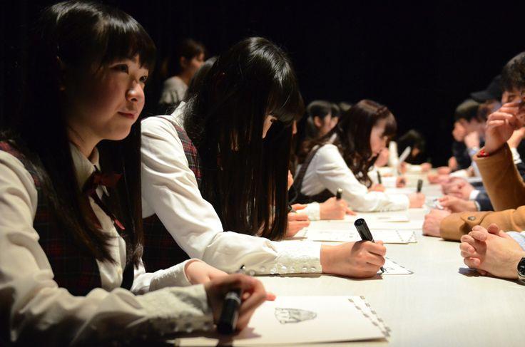 『バレッタ』発売記念スペシャルイベント レポート | 乃木坂46 運営スタッフ 公式ブログ