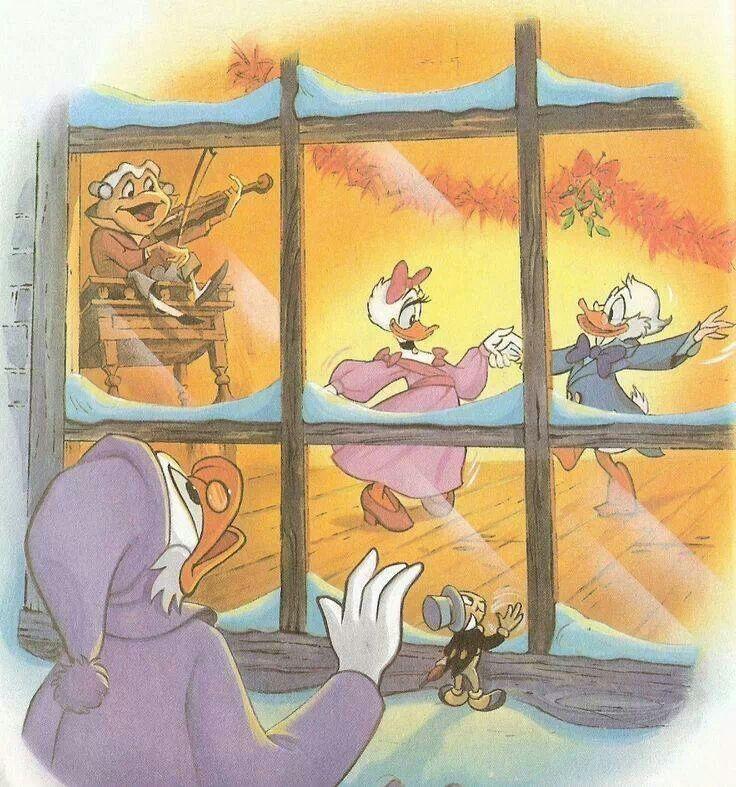 Disney Christmas Love Mickey's Christmas Carol!!