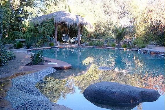 105 Best Pools Images On Pinterest Above Ground Swimming Pools Backyard Ideas And Ground Pools