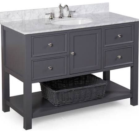alternative bathroom vanity - photo #20