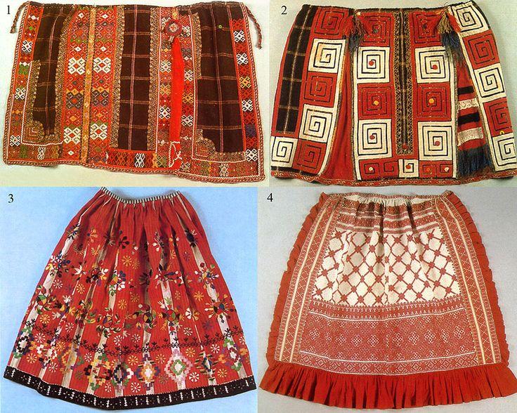 Русский народный костюм - Страница 2 - Беседка