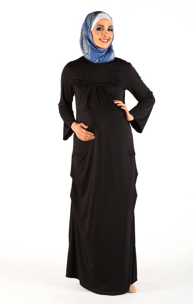 Ishrat Maternity Abaya Price: 39,99 Sku ID: AJM1EE