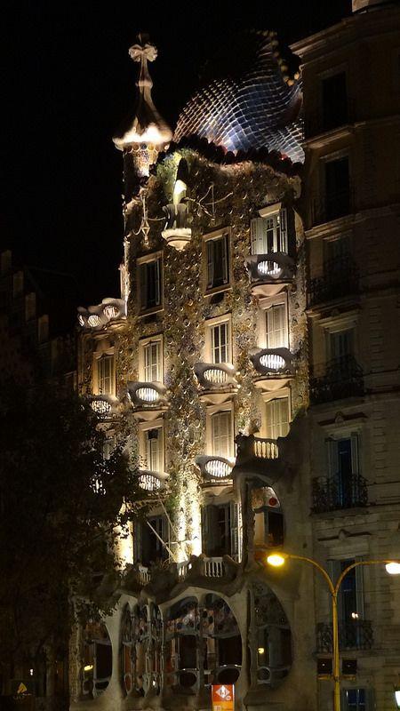 .Casa Batlló, Barcelona